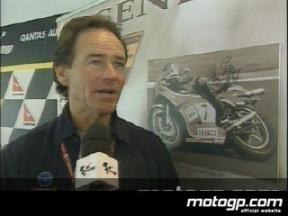 Barry Sheene interview