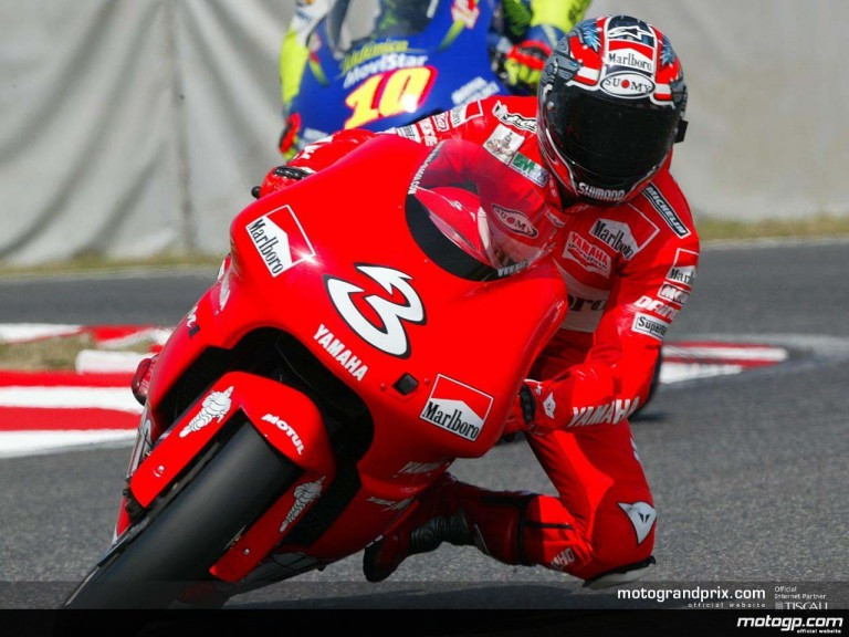 Wallpaper Max Biaggi