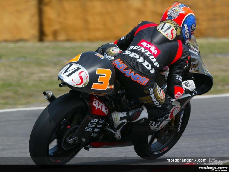 Wallpaper Marco Melandri