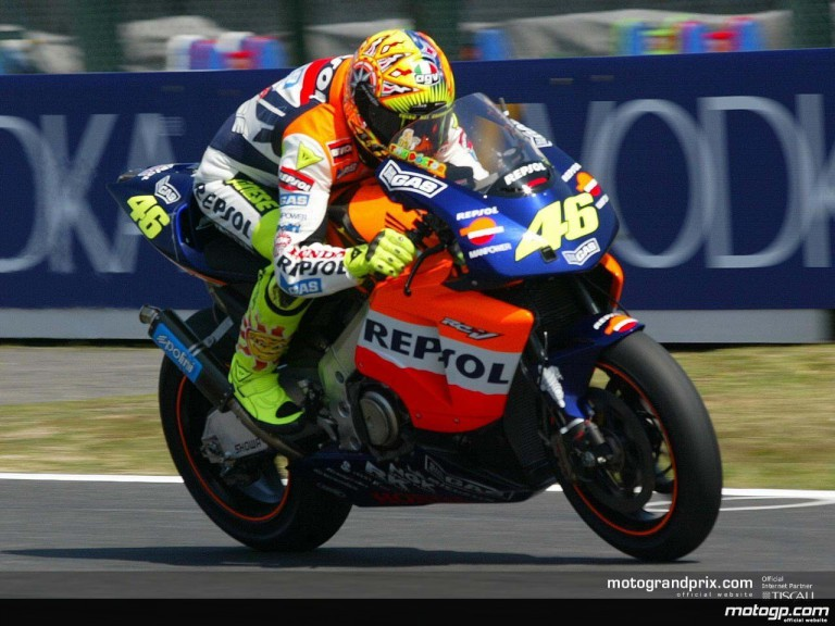 Wallpaper Valentino Rossi