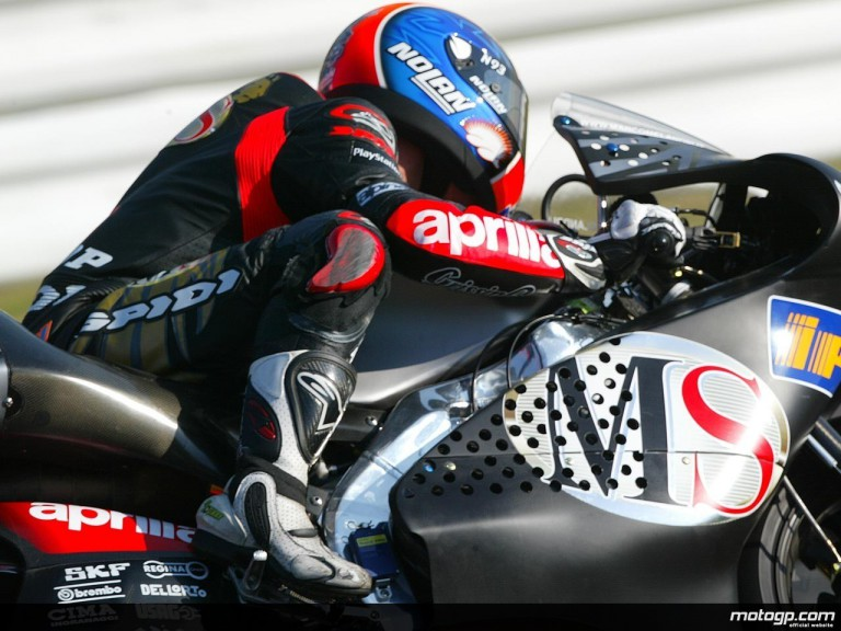 Action Photo Marco Melandri