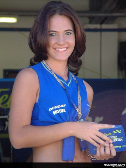 South Africa Paddock Girls