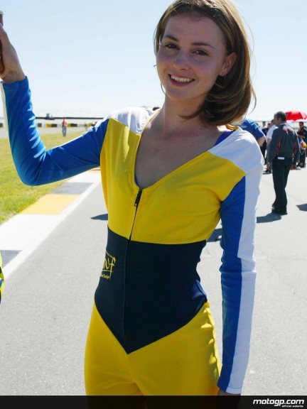 South Africa Paddock Girls -3