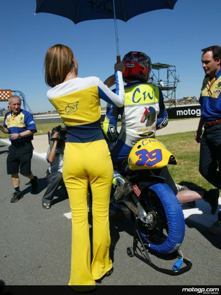 South Africa Paddock Girls 8