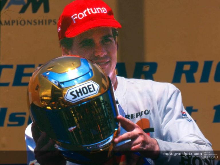 Criville podium 1999