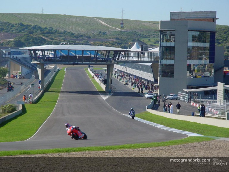 Foto Live Video Jerez - Track