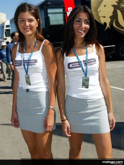Paddock Girls Jerez 1