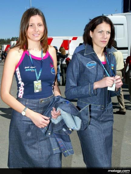 Paddock Girls Jerez 3