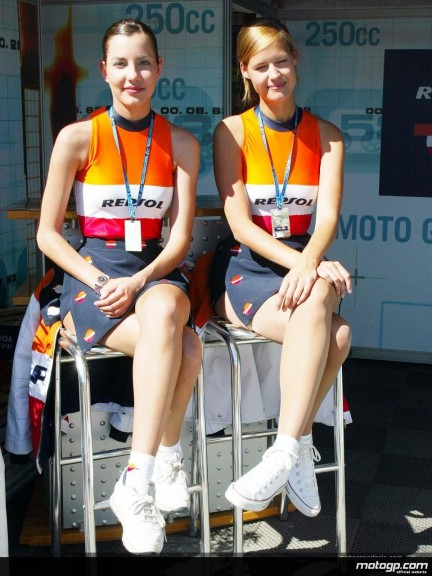 Paddock Girls Jerez 5