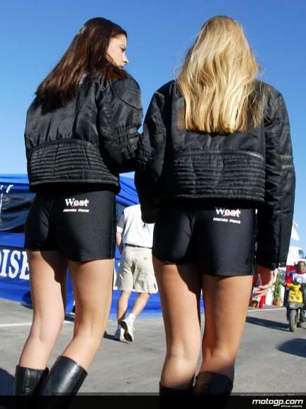 Paddock Girls Jerez 6