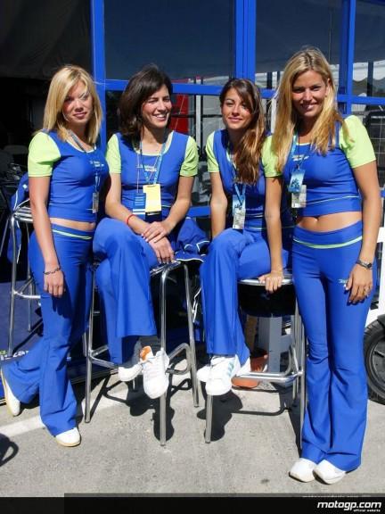 Paddock Girls Jerez 7