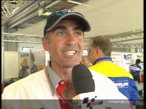 Mick Doohan video interview
