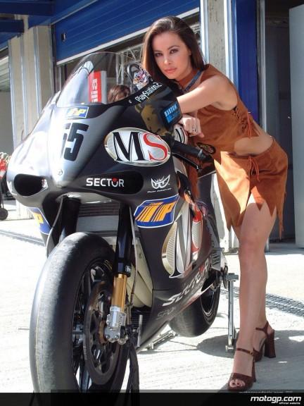 Jerez Paddock Girls
