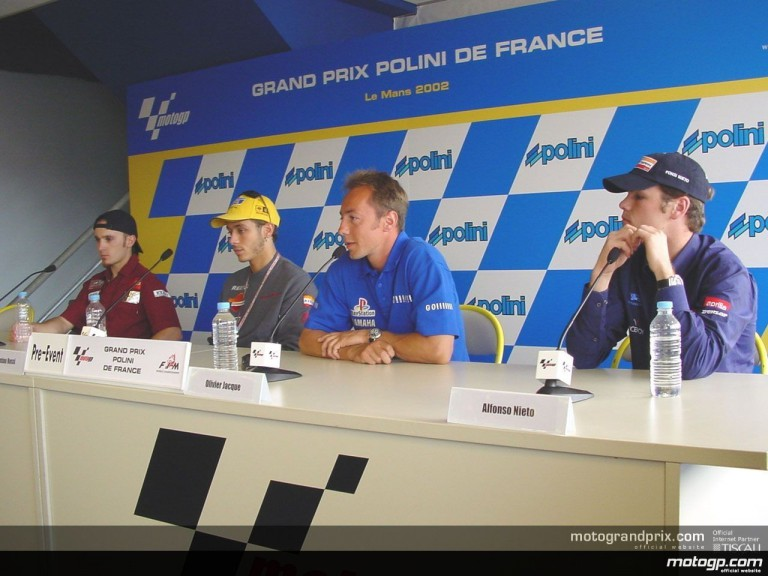 pre-event press conference