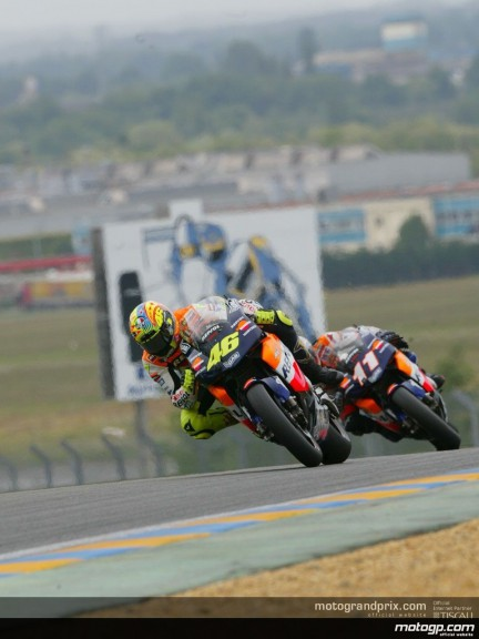 Grand Prix de France Circuit Action shots