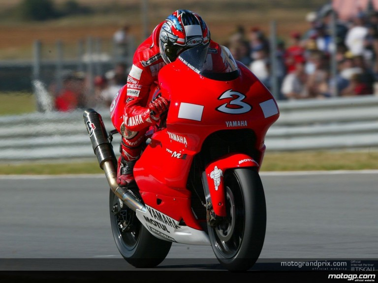 Max Biaggi Wallpapper