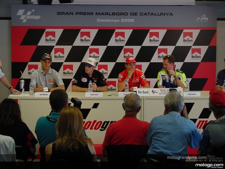 Catalunya pre-event press conference