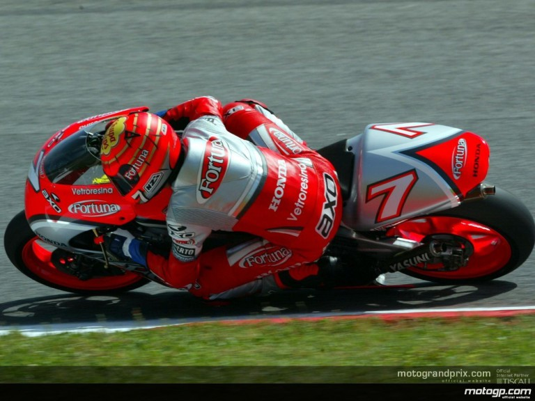 250 Track Action Shots - Catalunya