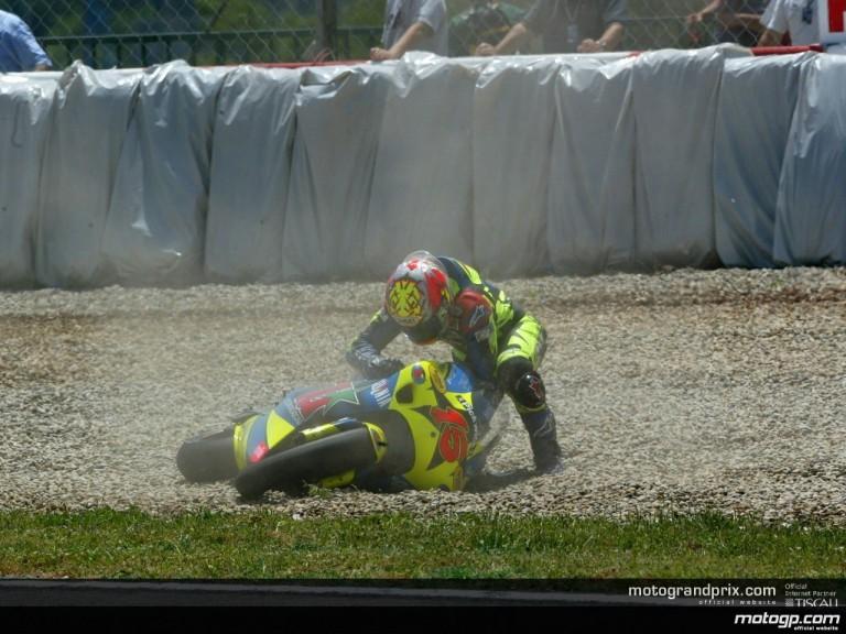 250 Track Action Shots - Catalunya