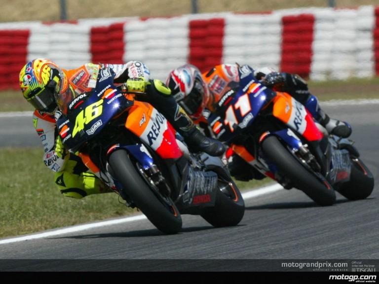 Rossi Wallpaper - Catalunya