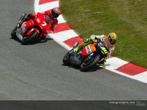MotoGP Track Action Shots - Catalunya