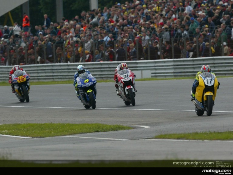 Motogp Action Shots - Assen