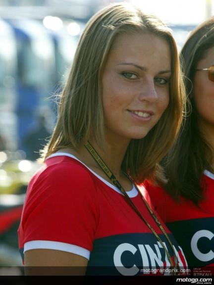 Donington Paddock Girls