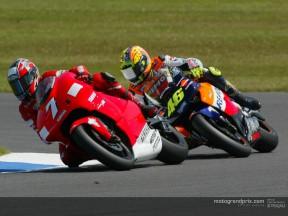 Rossi & Checa