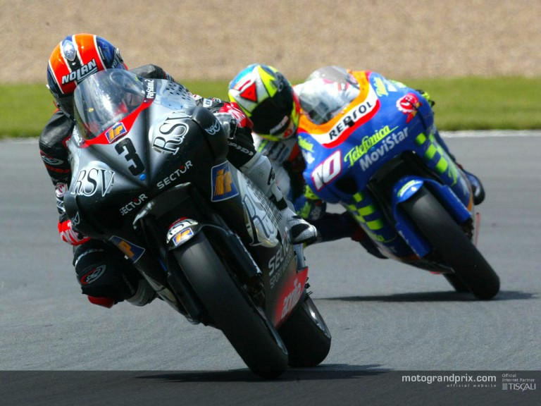Melandri & Nieto action