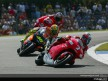 MotoGP Race Action Shots Donington