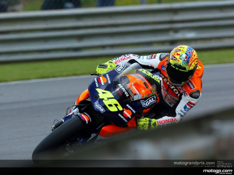Sachsenring Action Shots