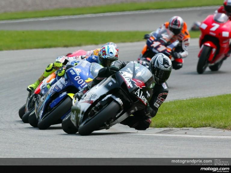 Sachsenring MotoGP Action Shots