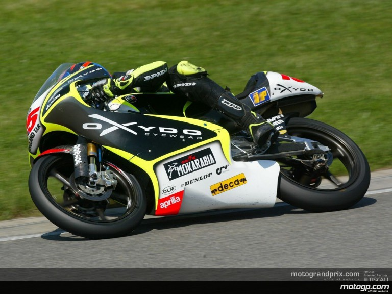 Sachsenring 125 Action Shots