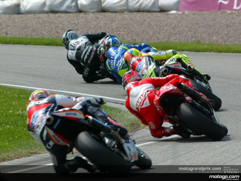 MotoGP Wallpapers - Sachsenring