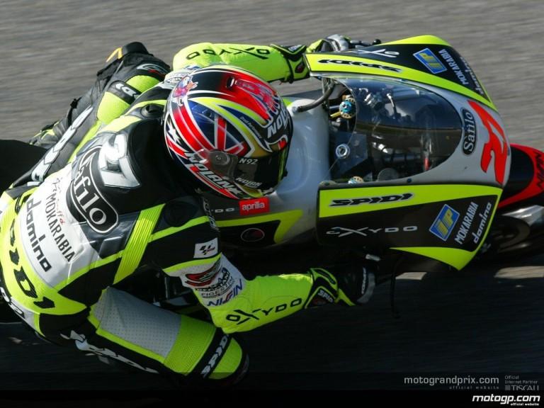 Sachsenring 250 Action Shots