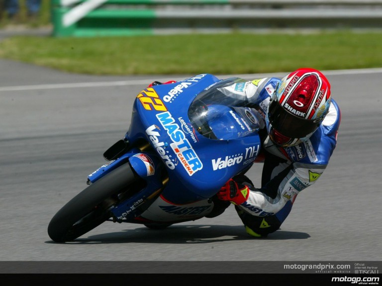 Sachsenring 250 Action Shots