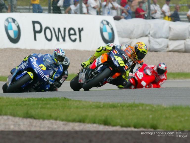 Group motogp Sachsenring
