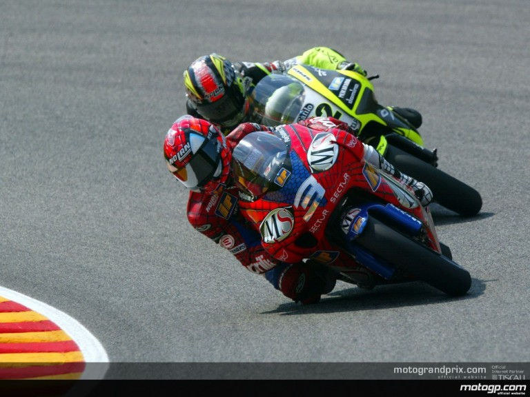 Mugello Action Fotos