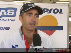 Mick Doohan Expert Eye after QP1
