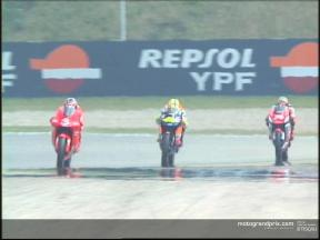 MotoGP Race - Recorded Video