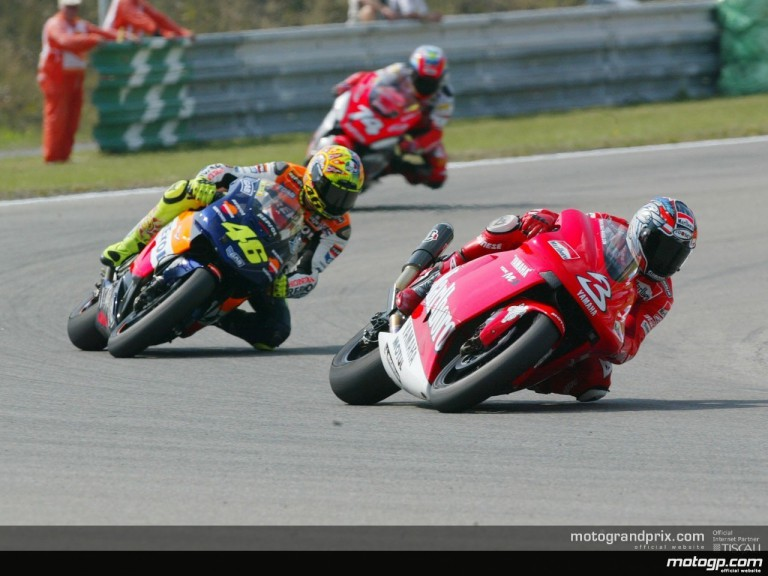 MotoGP Action Shots
