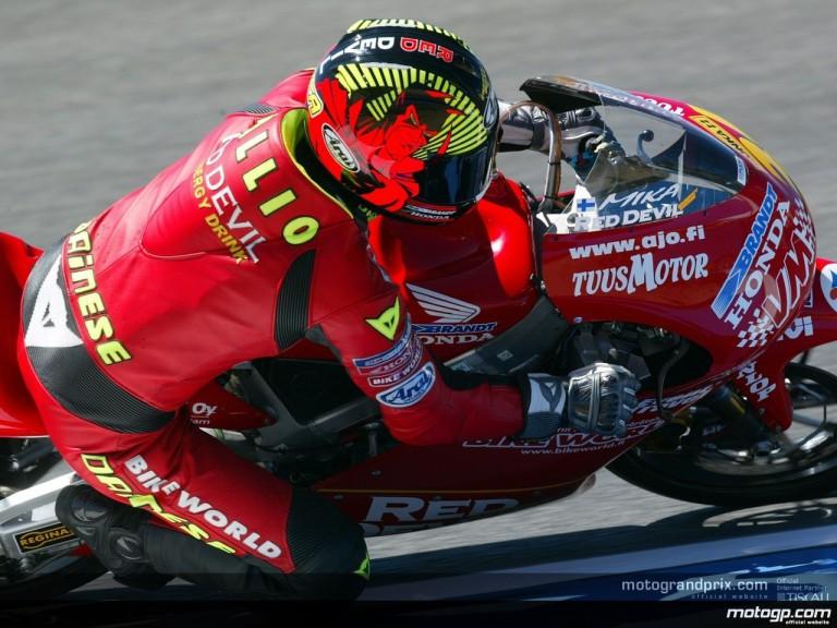 125cc - Estoril Action shots