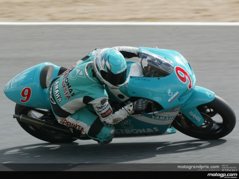 250cc - Estoril Action shots