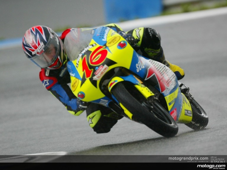 125cc - Estoril Action shots