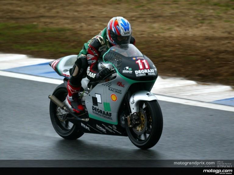 250cc - Estoril Action shots