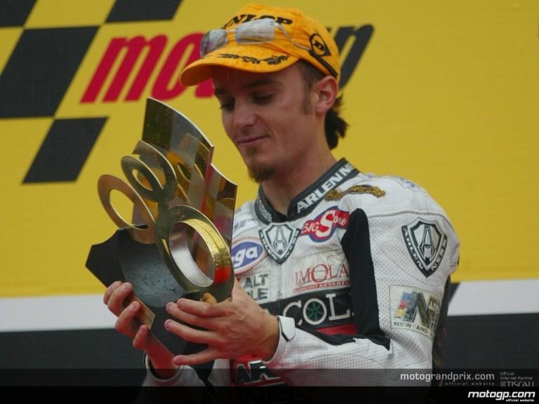 a vincent podium