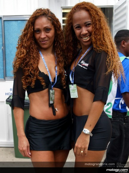 Rio - Paddock Girls