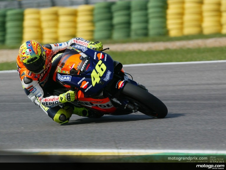 MotoGP Circuit action shots - RIO