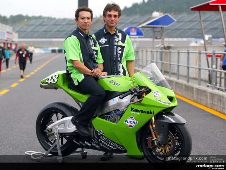Kawasaki video  Pre-event