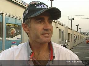 Mick Doohan interview QP1